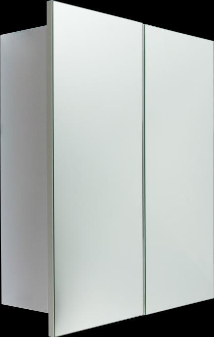 MCN-104 ตู้วางของกระจกบานเปิดคู่